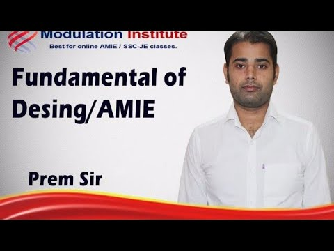 Best lecture on fundamental design and manufacturing | Modulation Institute| By:- Er. Prem sir