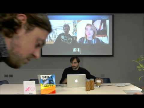 Anouk Kruithof & Peter Puklus in conversation with Bruno Ceschel