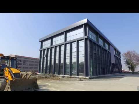 Teknopark Administration Building