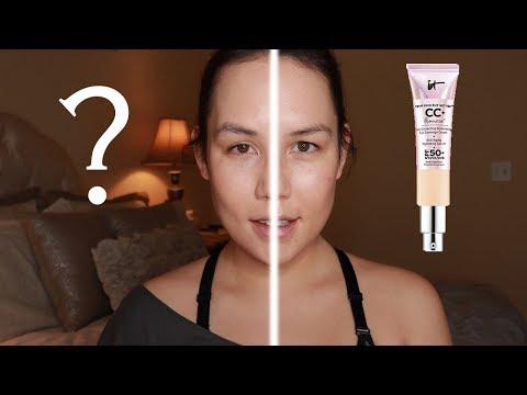 I Found a DUPE for the IT Cosmetics CC Cream!   Alexa Blake