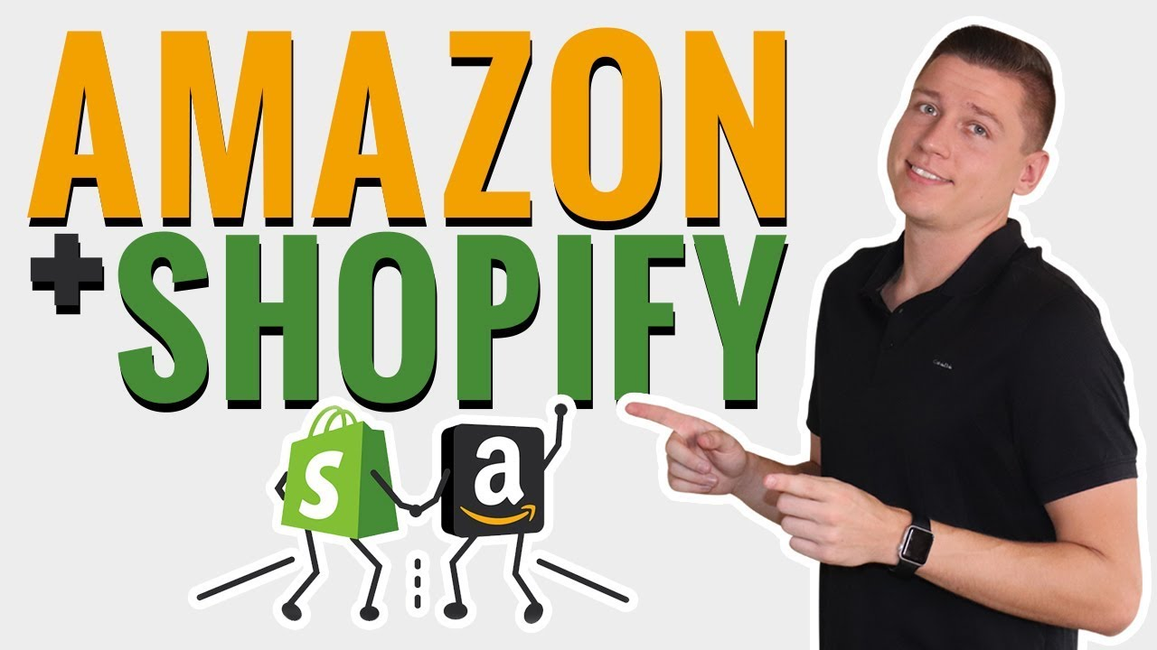 How To EASILY Sell On Amazon With Shopify! (Integration With Automated Fulfillment Sales Channel)