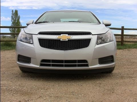 2011 Chevrolet Cruze Eco First Drive Review