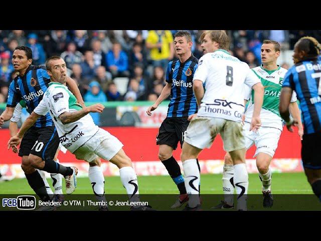 2012-2013 - Jupiler Pro League - 08. Club Brugge - Cercle Brugge 4-0