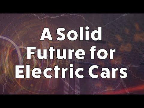 A Solid Future for Electric Cars - The battery tech that will power us in tomorrow's electric cars