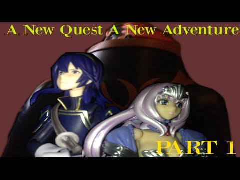 Stevo B's: A New Quest A New Adventure Episode 1 *Stop Motion Series*