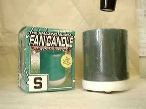 Michigan State Spartans Amazing Musical Candle