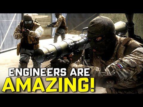 ENGINEERS ARE AMAZING! - Battlefield: Bad Company 2