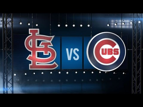 8/12/16: Cubs win 11th straight behind five homers