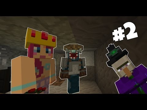 Minecraft - Attack Of The B Team - HorribleVille [2]