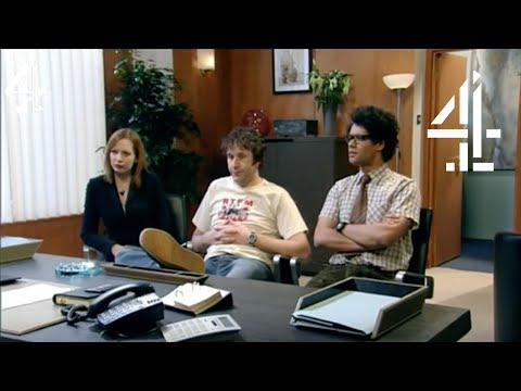Team Players   The IT Crowd
