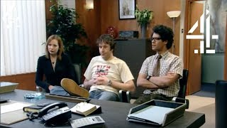 The IT Crowd | Team Players | Channel 4