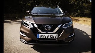 Nissan Qashqai 2018 Interior and Exterior Design