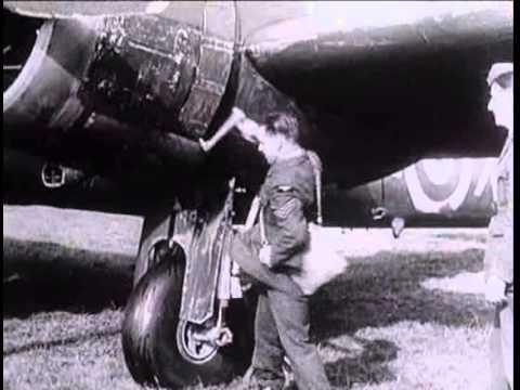 RAF No 139 Squadron Bristol Blenheim