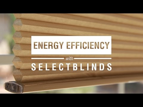 Energy Efficiency by SelectBlinds