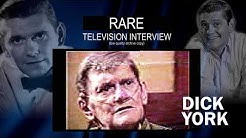 Dick York Interview (Darren  #1 on Bewitched)