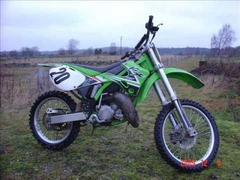 Kawasaki Kx 125 2002