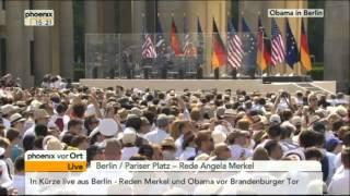Merkel gibt Wettermanipulation zu ! 19.06.2013