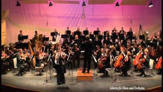 Holiday Concerto for Horn & Orchestra 1st Movement: Halloween Scherzo (Fernandez)