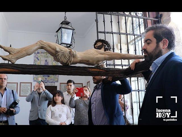 VÍDEO: Misa del Santero 2017: Sones de Semana Santa en el Santuario de María Stma. de Araceli