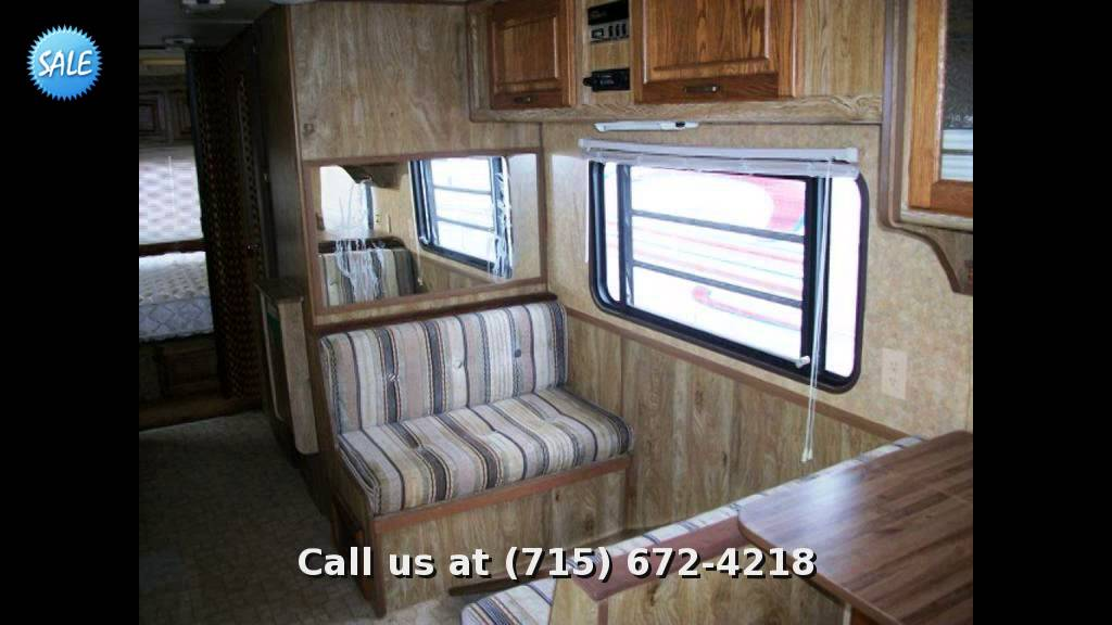 1984 Jayco Jay Swan Travel Trailer Youtube