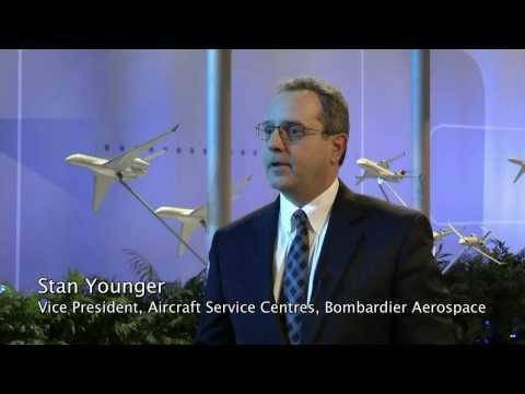Bombardier Service Centre Network
