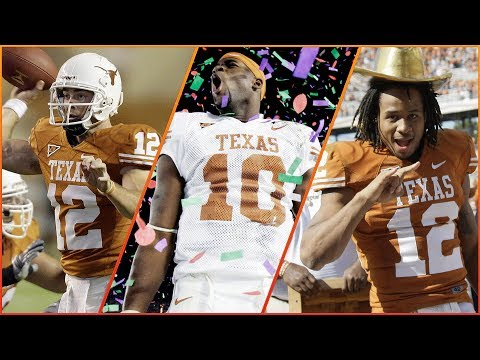 Every University of Texas Football NFL Draft Pick Since 2000