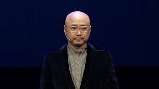 【演讲实录】徐峥:一个光头的人生思考