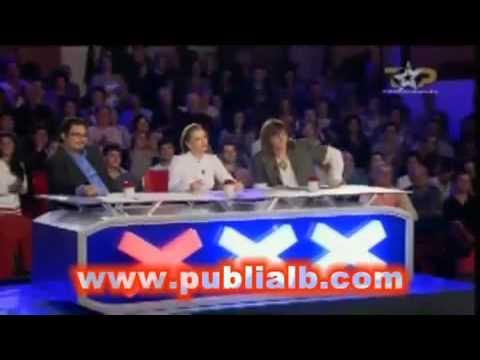 ALBANIAN GOT TALENT SAFET SHIRKA HIP HOP  hahhaahaha