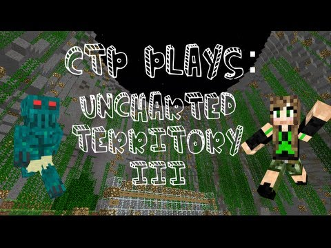 "CTP Play Uncharted Territory 3 | Beta Testing | Episode 9 | ""Piders... Piders everywhere!!"""