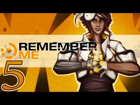 Cry Plays: Remember Me [P5]