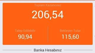 Mobilon Uygulaması ile para kazanma