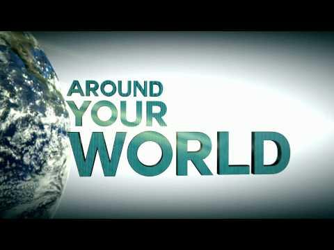 Around Your World- News Graphic