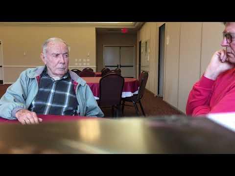 Lieutenant Colonel Charlie Cunningham Interview