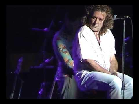 Robert Plant NYC - August 1st, 2002