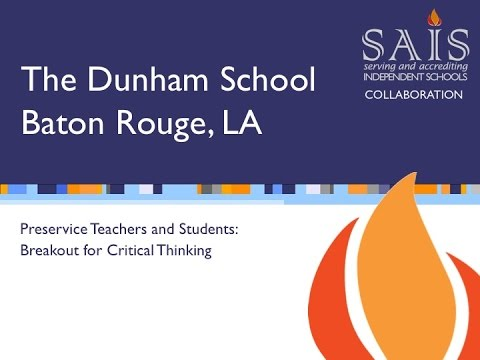 2016 SAIS Collaboration Grants: The Dunham School, LA