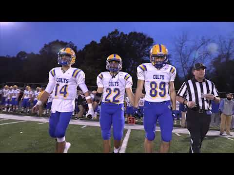 Central Hosted Chicopee Comp Football On 11/01/18