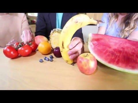 Kids Show Kidz Bites: Episode Vegetables and Fruit