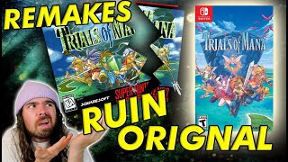 Remakes Ruin The Original!?