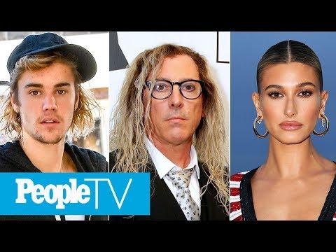 Hailey Baldwin Calls Tool Frontman 'Childish' After Justin Bieber Diss   PeopleTV
