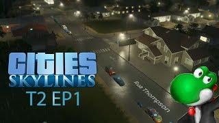 Baixar 🏡 Cities Skylines T2 🏭EP1: A fundação