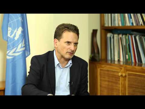 Talks with the UNRWA Commissioner-General