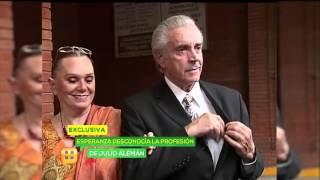 Viuda de Julio Alemán relata su historia de amor con el actor