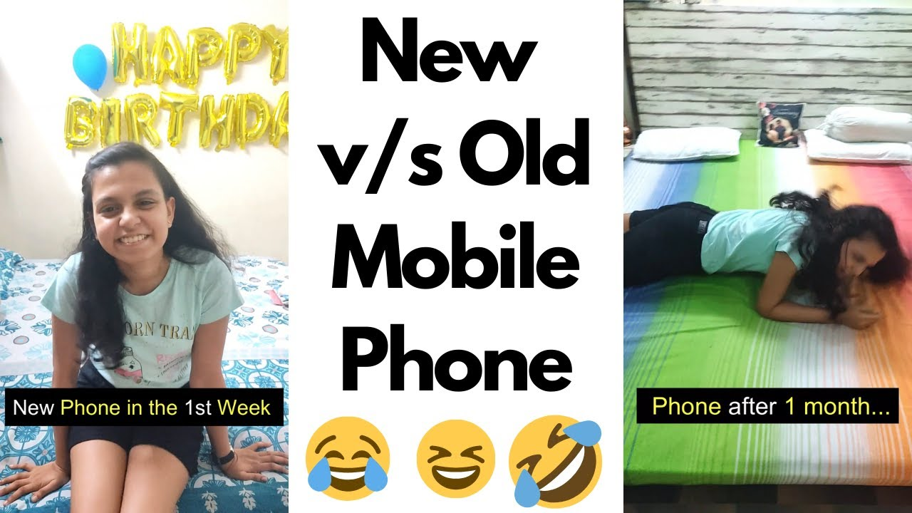 Old V/s New Mobile Phone | Shiv And Harshu Show | Comedy #shorts