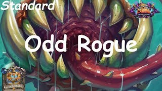 Hearthstone: Odd Rogue #5: Boomsday (Projeto Cabum) - Standard Constructed