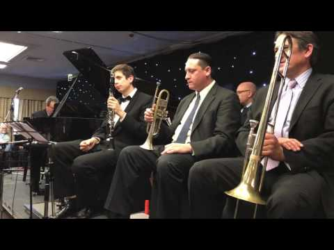 Sorry - Andy Schumm's Bix Beiderbecke & His Gang - Whitley Bay 2016