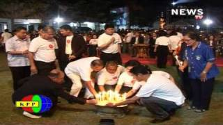 Phuket TV News : Phuket We Pray for Japan and Southern Thailand 2011.mp4