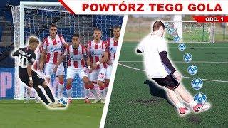 POWTÓRZ GOLA | Rekonstrukcje bramek - Oparus vs Jajus | GDfootball