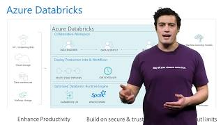 Get enterprise security for big data apps with Azure Databricks | T162
