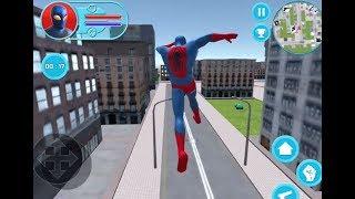 Best Games for Kids-Strange Hero Future Battle - Spiderman Games| Super Hero Games iPad Gameplay