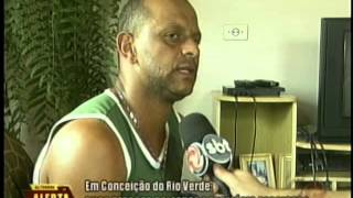 Duas pessoas baleadas e farmácia assaltada em Conceição do Rio Verde